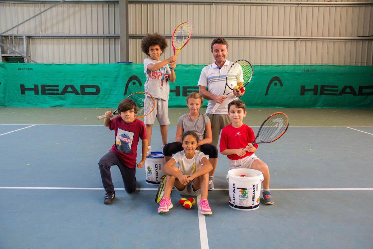 Galerie Ecole de Tennis 1