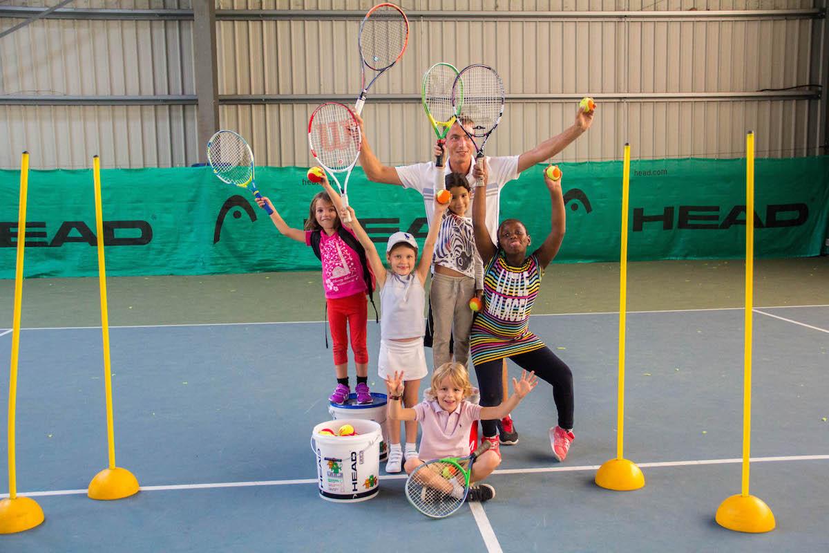 Galerie Ecole de Tennis 2