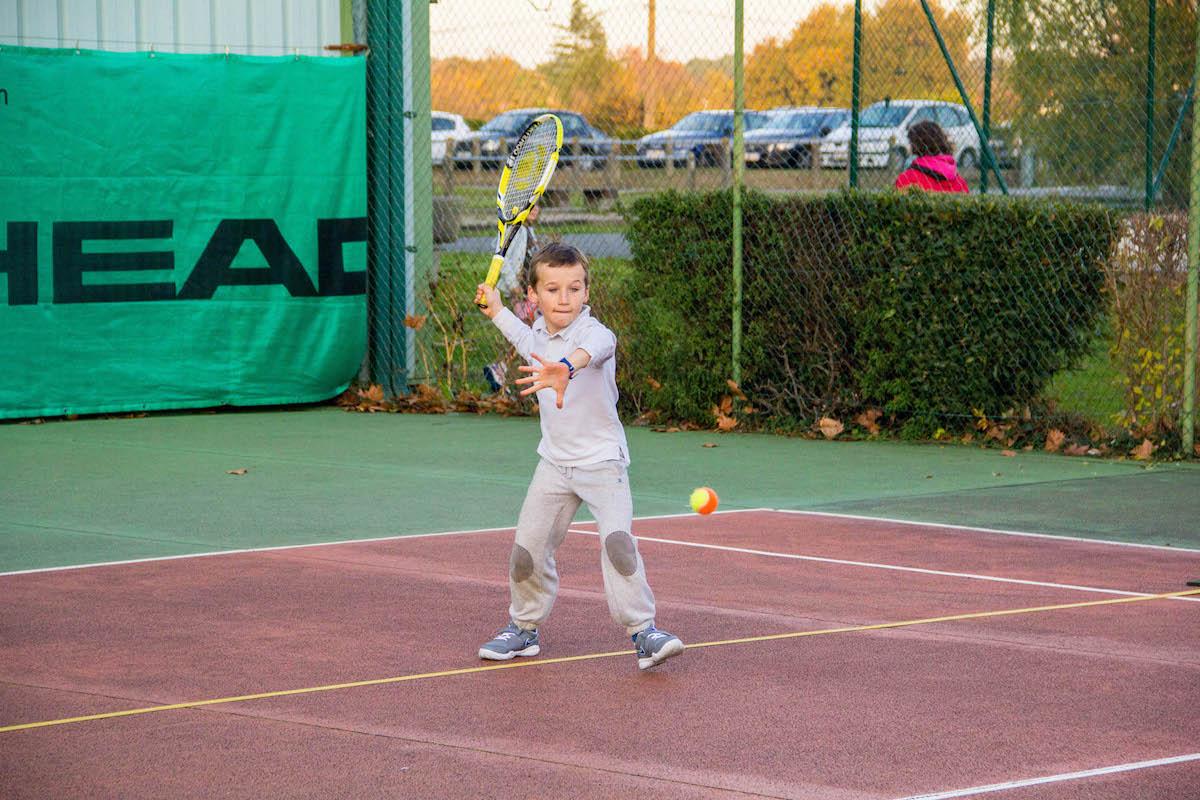 Galerie Ecole de Tennis 5