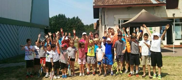 Ecole de Tennis Coqs Rouges Tennis Gradignan