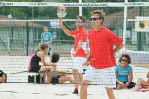 Beach Tennis tournoi FFT