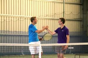 Tennis tournoi interne