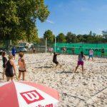 Entraînements Beach Tennis - Coqs Rouges Tennis