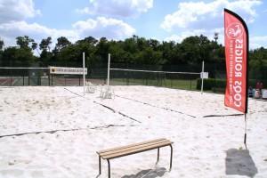 Terrains Beach Tennis