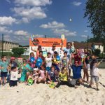 Ecole de beach tennis - Coqs Rouges Tennis Gradignan